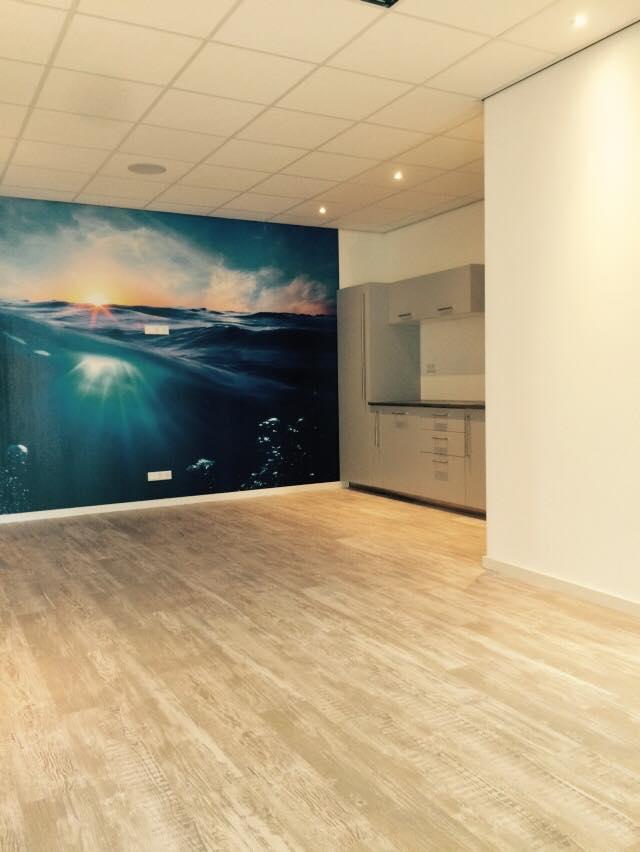 Verbouwing kantoorpand Alblasserdam - De Bruin Bouw
